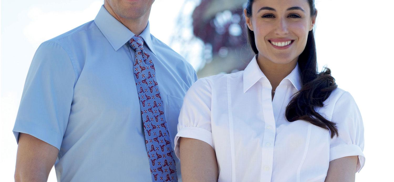 Divise uomo e donna per il settore alberghiero  2e787b9d61a0